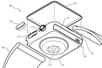 苹果新请求陶瓷纤维原料表身专利AppleWatch更轻盈更耐刮