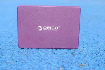 紫色外壳的SSD能提高功能ORICO速龙H110240装机实测