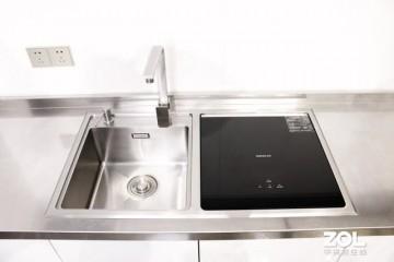 洗碗老司机自惭形秽森歌W2嵌入式洗碗机评测