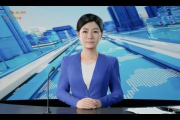 搜狗联合新华社推出3DAI组成主播新小微