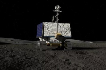 NASA下一部月球车将运行开源软件以寻找可制备火箭燃料的固态水